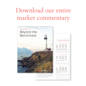 quarterly market commentary
